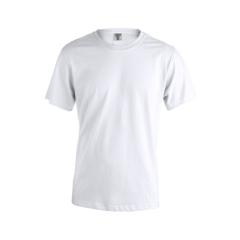 "Camiseta Adulto Blanca ""keya"" MC180"