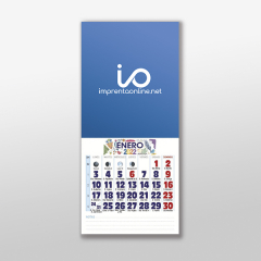 Calendarios faldilla para nevera 2022