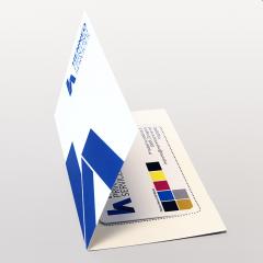 Carpetas para tarjetas