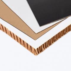 Cartón microcanal - Nido de abeja