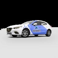 Vinilo fundición para rotulación de vehículos
